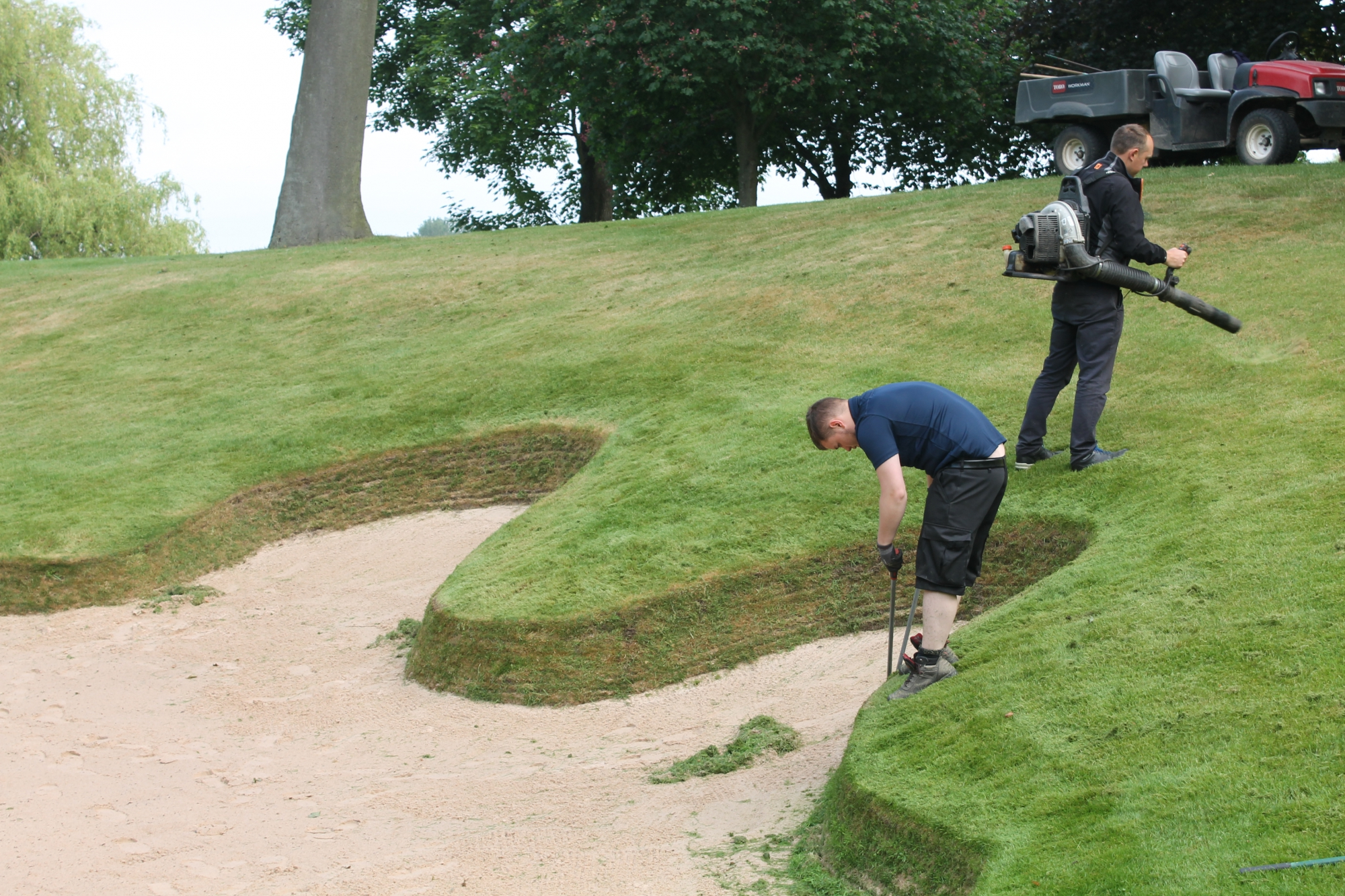 Belfry_Bunker trimming 2